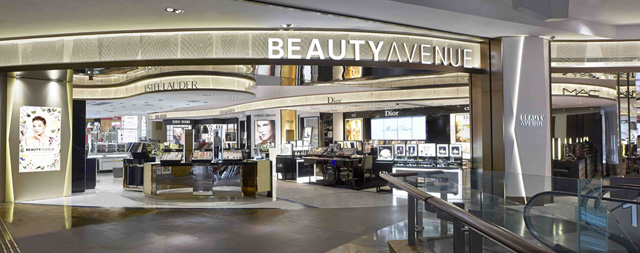Langham place beauty avenue