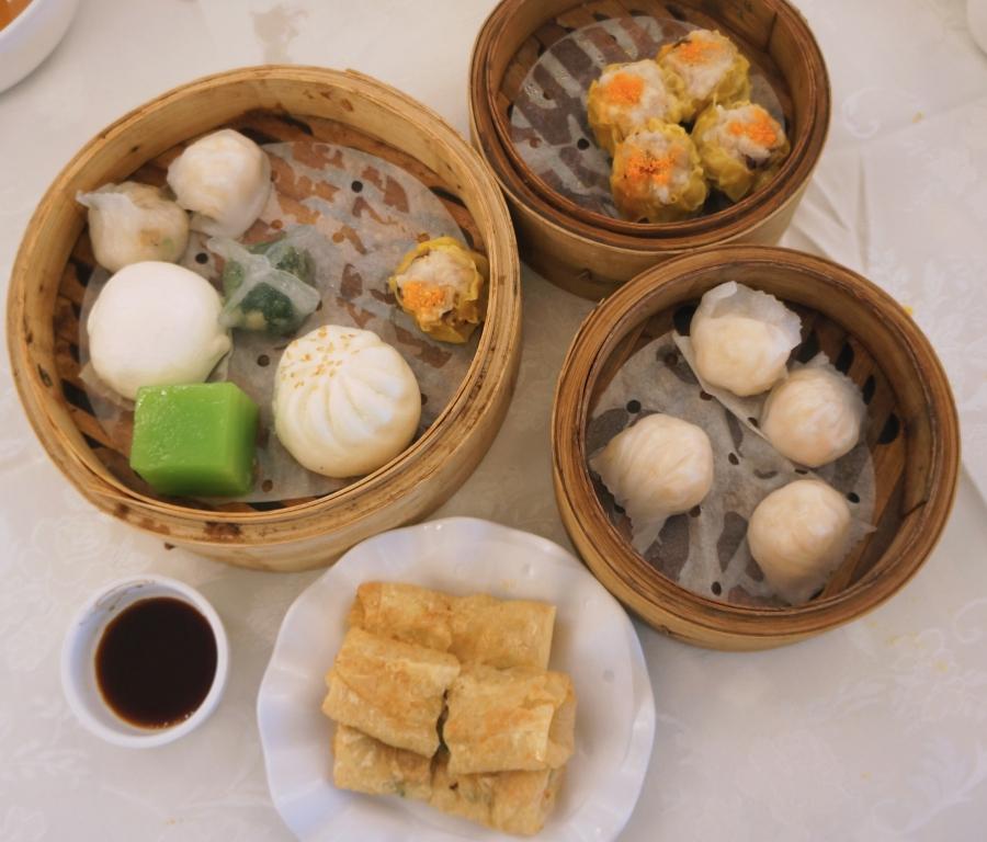 Wan Chai dim sum