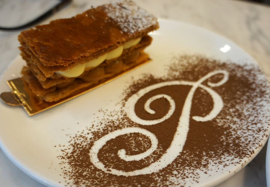 Passion by gd Mongkok mille feuille