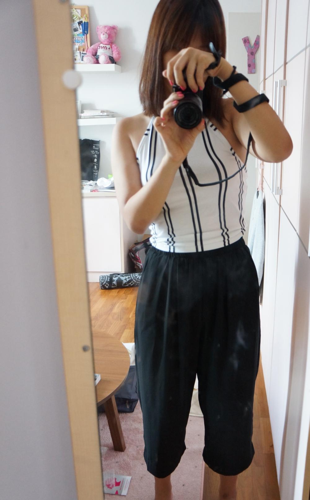 Hong Kong Lai Chi Kok culottes