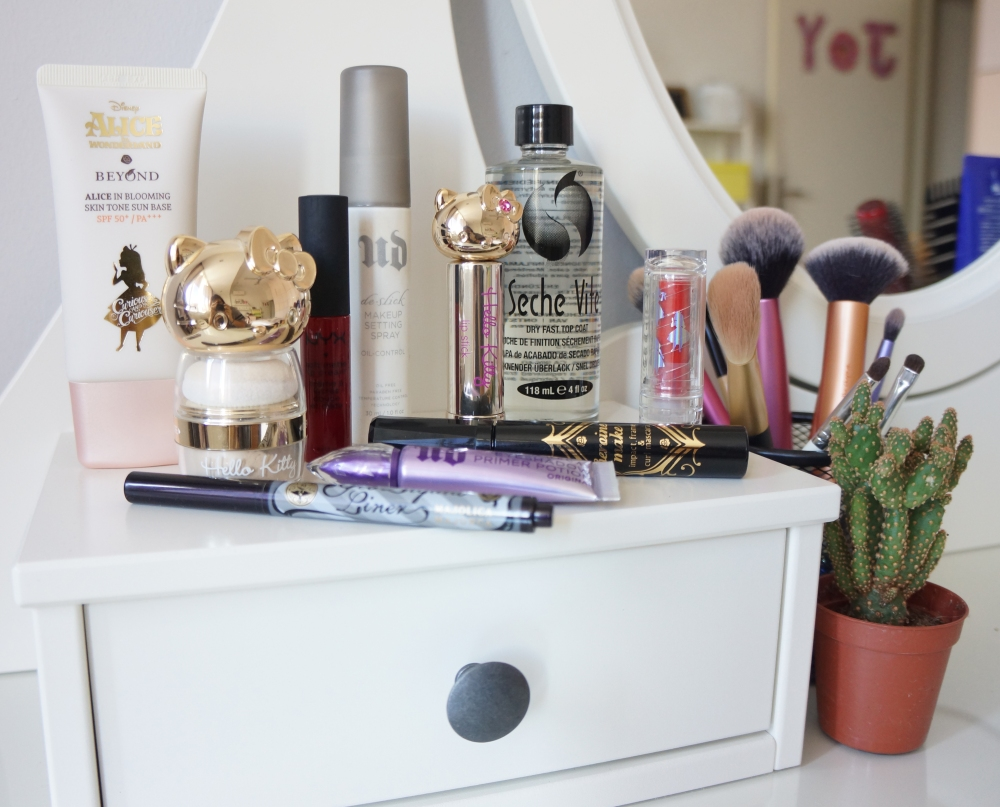 May beauty products review