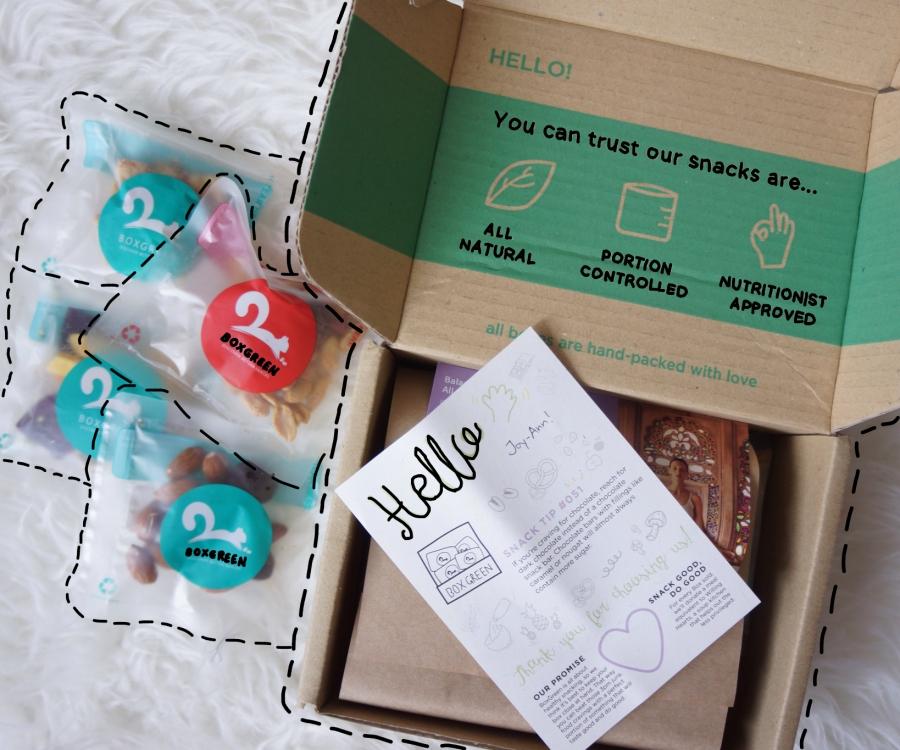 Box green subscription service