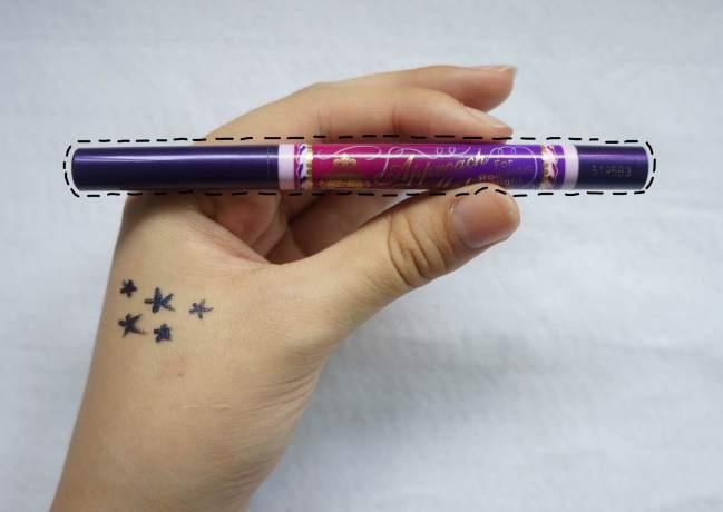 Majorlica Marjoca purple liner