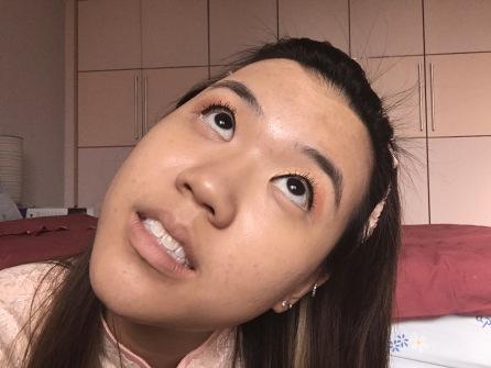 cny makeup tutorial