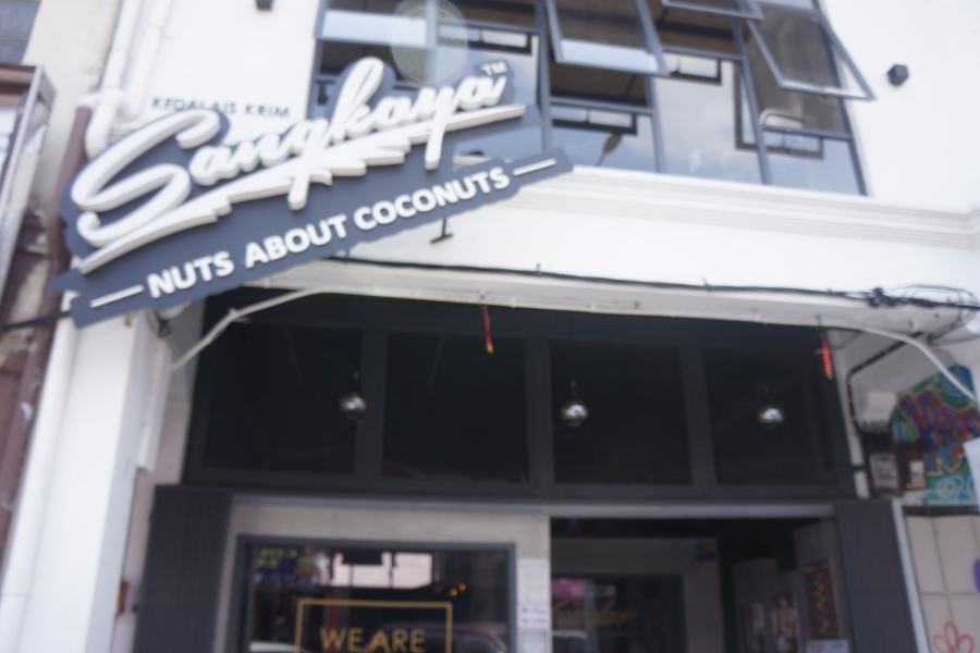 Sangkaya JB cafe
