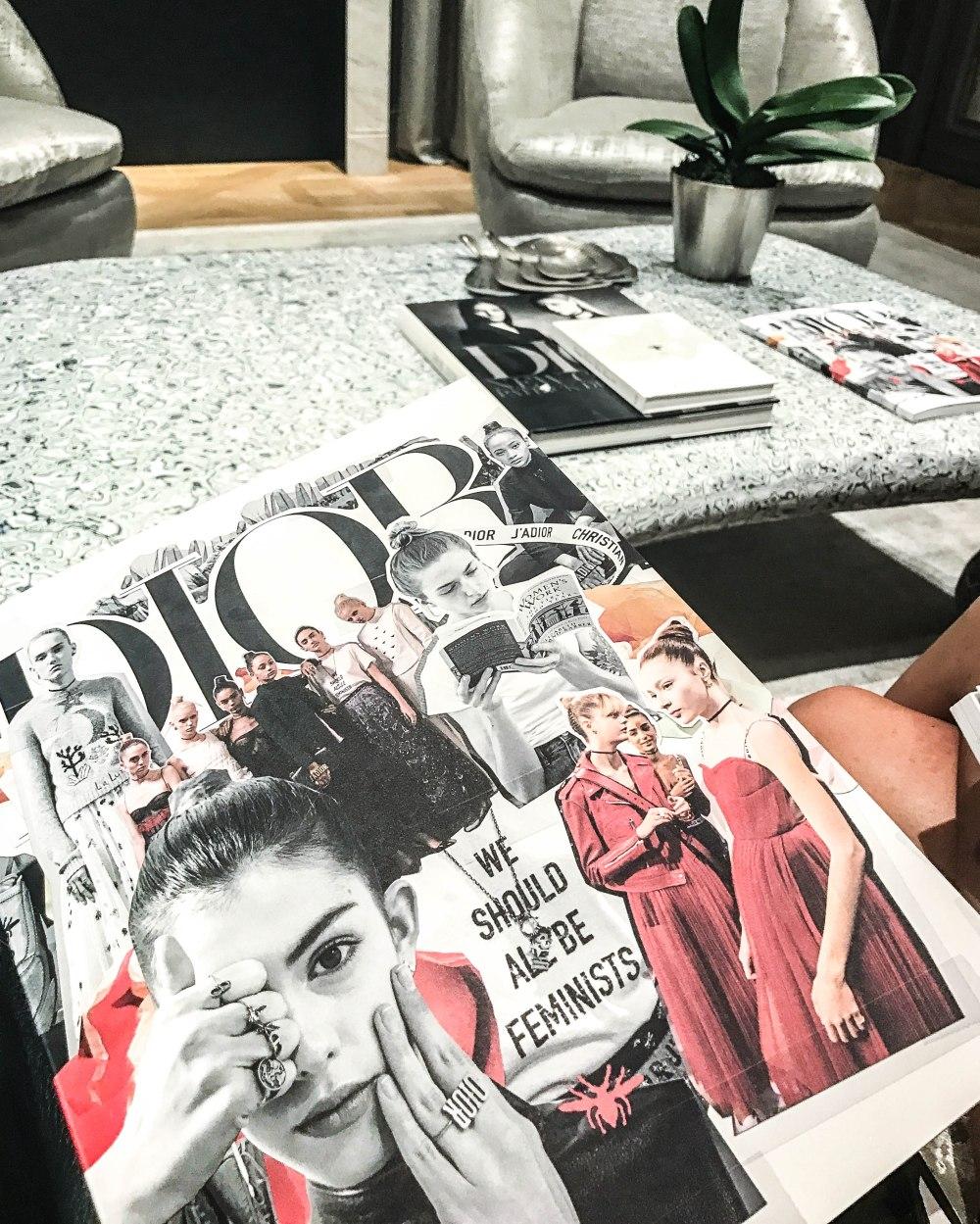 Dior ion Singapore catalogue