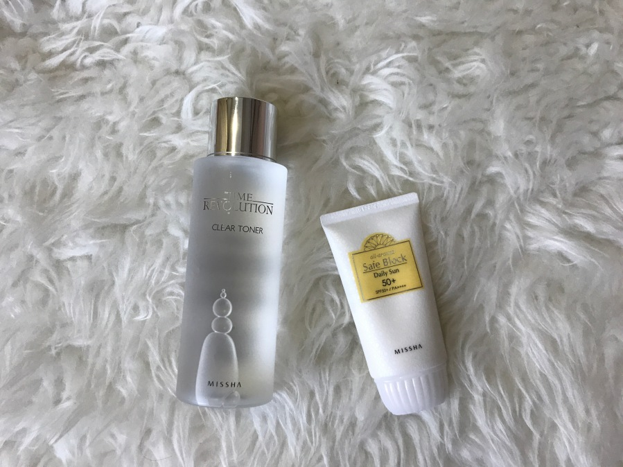 Missha Haul and review