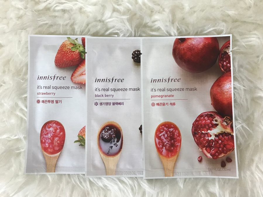 Innisfree Haul and review