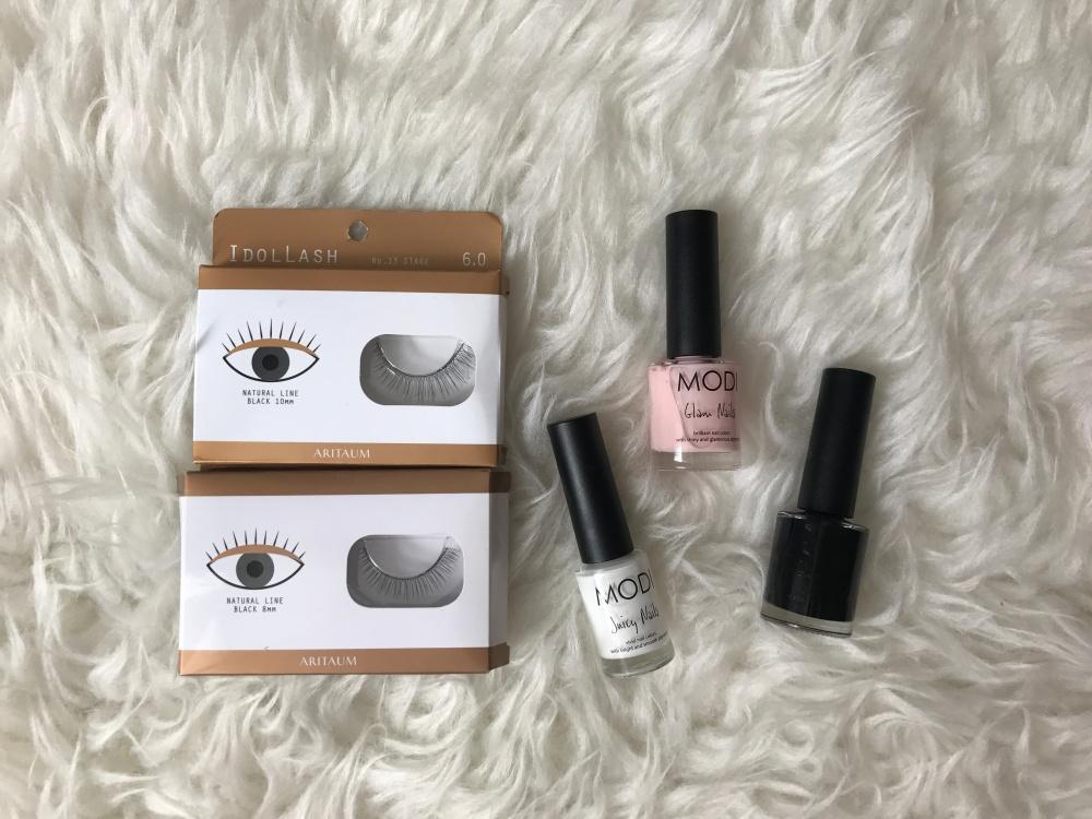 Korea Aritaum makeup haul