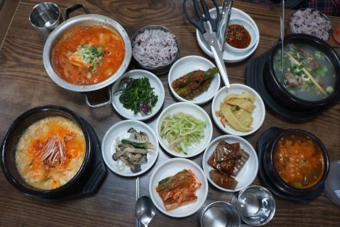 Korea Sokcho Korean food