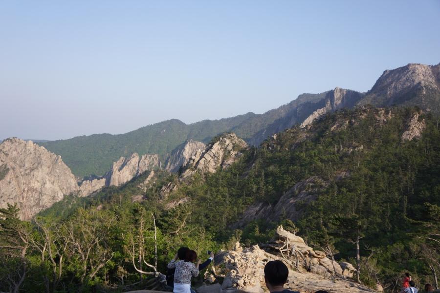 Korea Sokcho Seoraksan