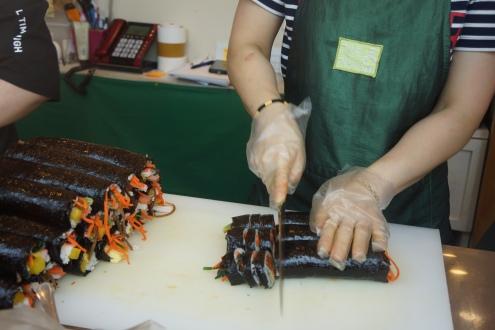 Korea Sokcho kimbap