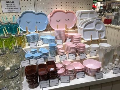 Korea Hongdae stationery and homeware store butter